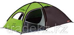 Палатка СOLEMAN PHAD X3, цвет зеленый/коричневый