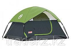 Палатка СOLEMAN SUNDOME 2, цвет зеленый/серый