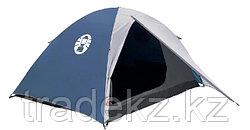Палатка СOLEMAN WEEKEND 3, цвет синий/серый