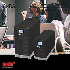 Однофазный ИБП EA900 PRO RT, 3кВА/2700Вт