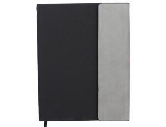 Полудатированный ежедневник А5 Valio (Валио) серый