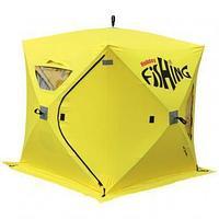 Палатка для зимней рыбалки HOLIDAY 2-х местная HOT CUBE 2