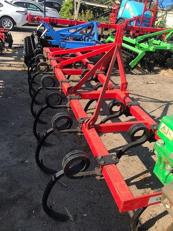 Культиватор чизельный Agrolead 3,75мALCZ 15, фото 2