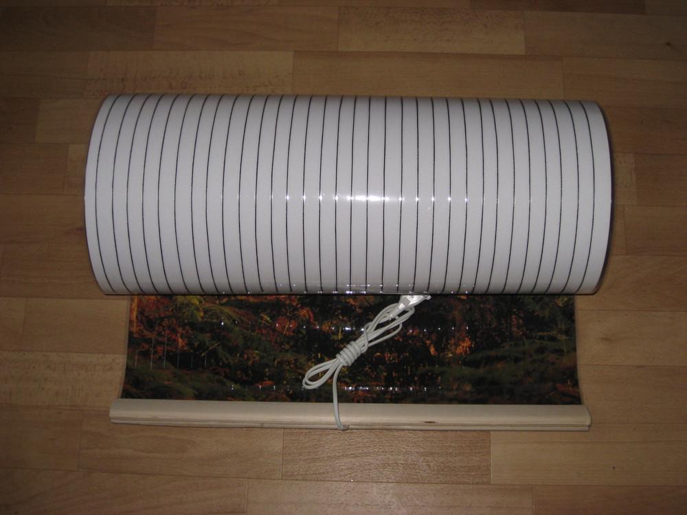 Пленочный инфракрасный обогреватель-картина для дома и офиса - фото 2