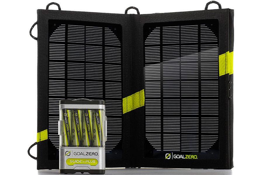 Зарядный комплект Guide 10 Plus Solar Kit