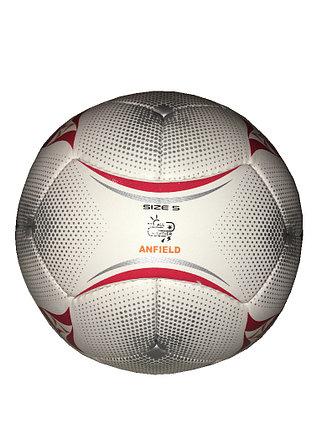 Мяч футбольный кожаный UMBRO (5 размер), фото 2