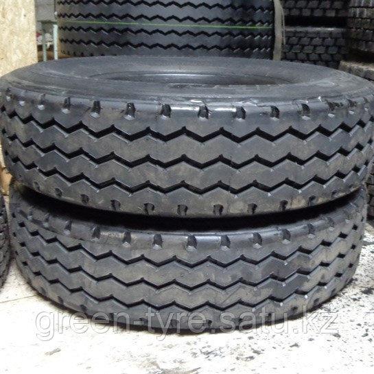Восстановление протектора шин 295/80 R22,5 с универсальным протектором (змейка)