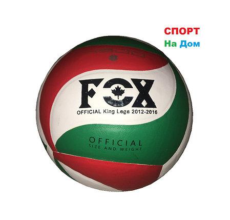 Мяч волейбольный FOX Official King Lega 2012 - 2016, фото 2
