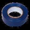 Изолента ПВХ 10х15х0,13мм, синий