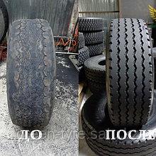 Реставрация шины 385/65 R22.5
