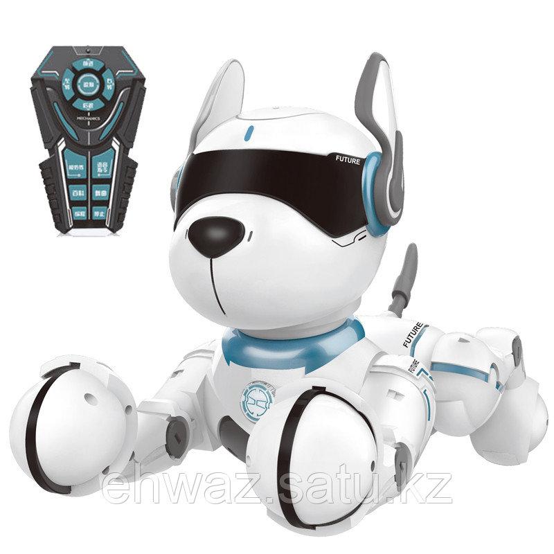 Собака робот Leidy Dog на голосовом и радиоуправлении