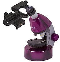 Микроскоп Levenhuk LabZZ M101, с адаптером для смартфона, фото 1