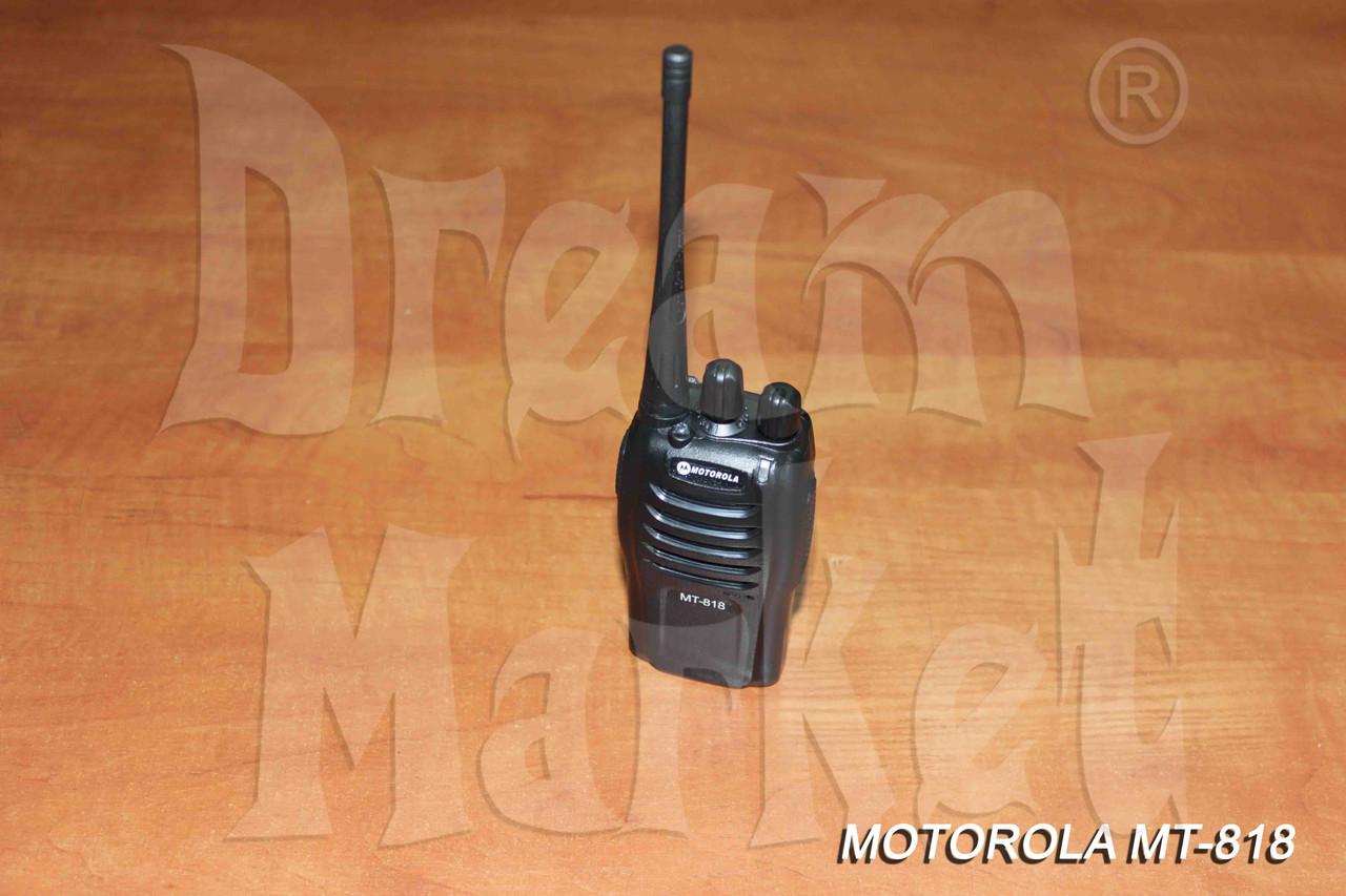 Рация Motorola MT-818