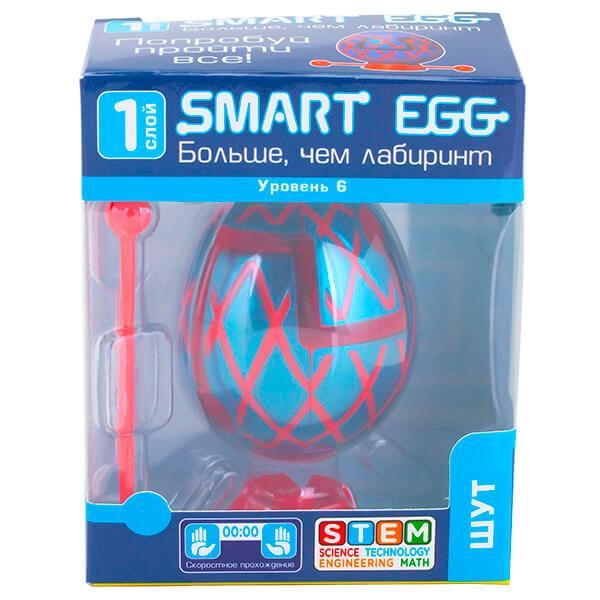 """Smart Egg  Головоломка """"Шут"""""""