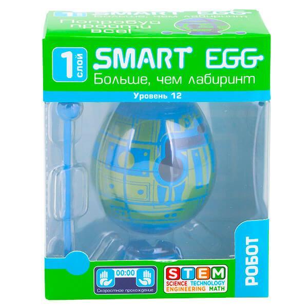 """Smart Egg Головоломка """"Робот"""""""