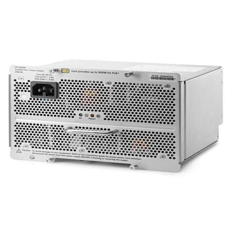 Блок питания для коммутатора Aruba 5400R 1100W PoE+ zl2 Power Supply J9829A