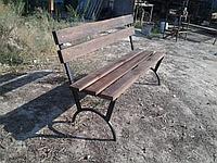 Садово-парковые скамейки, фото 1