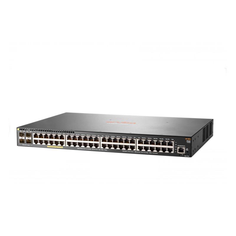 Коммутатор HP Enterprise/Aruba 2930F 48G PoE+ (370W)