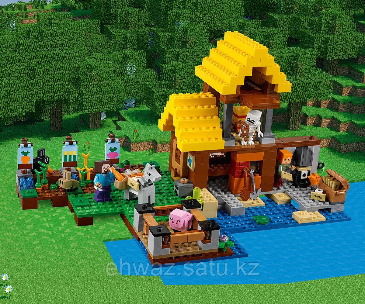 Конструктор Minecraft  домик фермера