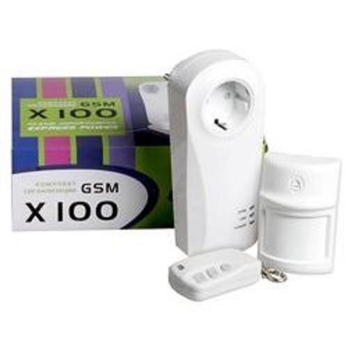 Комплект беспроводной gsm-сигнализации «X100»