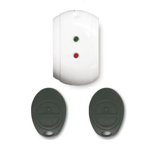Астра - Р комплект : радиоприемное утройство (РПУ,оптореле)+2 брелка(РПД)