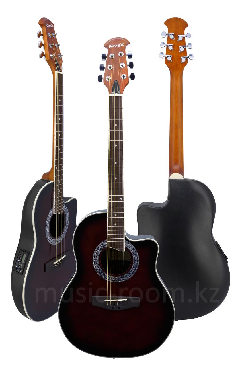 Гитара электроакустическая Adagio MDR-4119 WRS