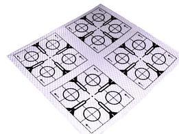 Плёночные отражатели для тахеометров