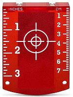 Мишень RGK TP-1 красная