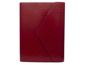 Обложка для ежедневников B5 Letts (Леттс) 1857 красная