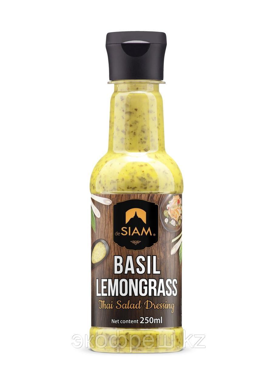 Заправка для салата из лемонграсса с базиликом deSiam, 250 мл