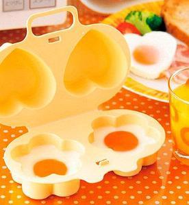 Контейнер для приготовления яиц и желе в СВЧ Express