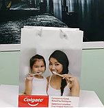 Бумажные пакеты,изготовление бумажных пакетов, изготовление ,печать пакетов в Алматы, фото 3