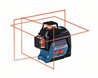 Лазерный нивелир GLL 3-80 + кейс Bosch