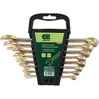 Набор ключей комбинированных 8-19 мм, 8 шт Сибртех