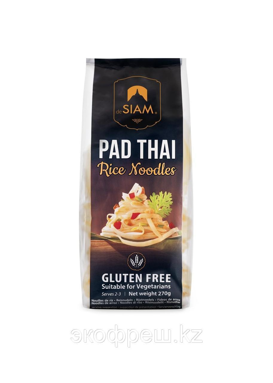 Рисовая лапша Pad Thai deSiam 270 гр