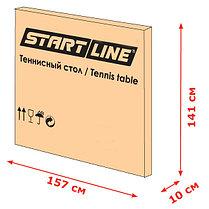 Теннисный стол Start Line Compact Light LX  с сеткой, фото 3