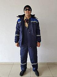 Зимняя спецодежда в наличии, Костюмы рабочие утеплённые