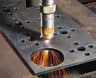 Раскрой листового металла плазменной резкой (чпу)
