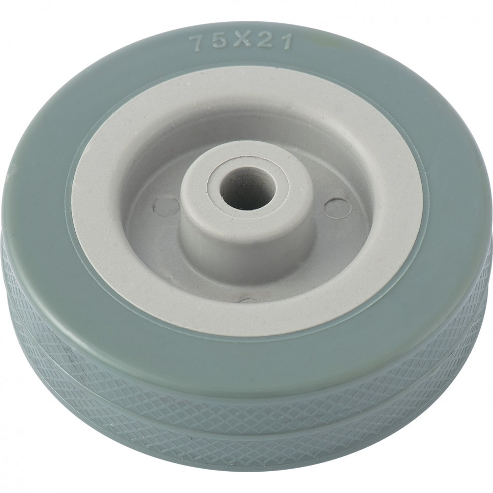 Колесо хозяйственное D 100 мм Сибртех