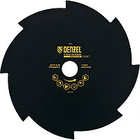 Диск для триммера, 230 х 25,4 мм, толщина 1,6 мм, 8 лезвий Denzel