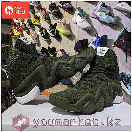 Оригинальные баскетбольные кроссовки Аdidas Сrazy 8 размер 43 в наличии, фото 2