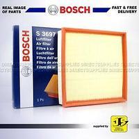 Воздушный фильтр BOSCH S3697 BMW E36/Z3 1.6i/1.8i/1.9i & 16V 93>