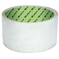 Клейкая лента, 23 мм х 40 м, цвет прозрачный Сибртех