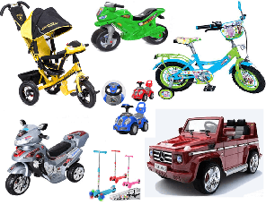 Детский транспорт, самокаты, гироскутеры, велосипеды со скидкой