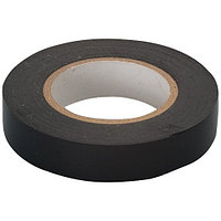 Изолента ПВХ, 19 мм х 20 м, черная Сибртех