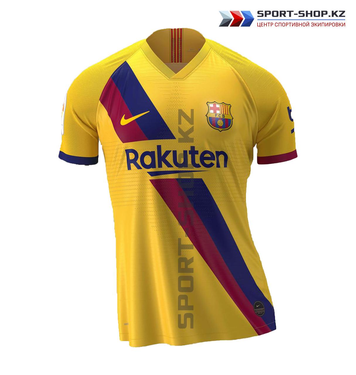 Forma Barselony Barcelona Messi Detskaya Gostevaya Sezon 19 20 Cena 16600 Tg Kupit V Almaty Satu Kz Id 67673499