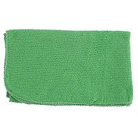 Салфетка для пола х/б зеленая 500 х 700 мм Россия Elfe