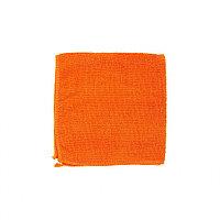 Салфетка универсальные из микрофибры оранжевые 300 х 300 мм Elfe