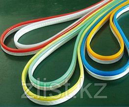 Гибкий неон тонкий, 220 в плитки SMD 3528 холодный неон, флекс неон. Flex LED Neon  220 вольт.