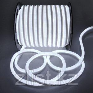 Холодный неон, 220 в Flex Neon, гибкий неон, флекс неон, неоновый шнур Цвет:белый